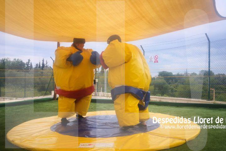 Humor Amarillo en Lloret de Mar para despedidas de soltero y soltera