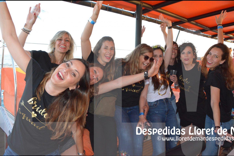 Despedidas y fiestas en Barco Catamaran Roses Girona